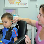 PAEDIATRIC AUDIOLOGY SERVICE